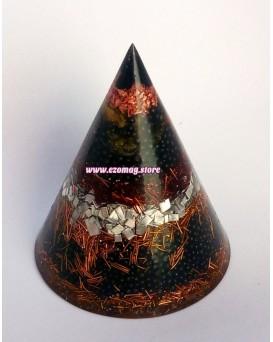 Оргoнитен конус: тамян и кристали
