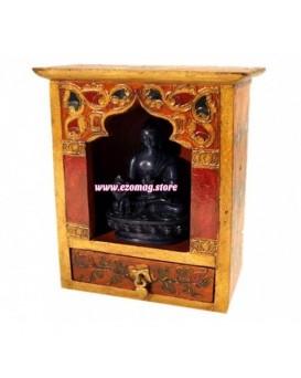 Домашен хинду-будистки олтар - малък